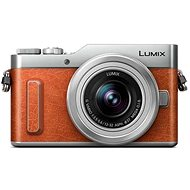 Panasonic LUMIX DC-GX880 orange + 12-32mm lens - Digital Camera