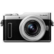 Panasonic LUMIX DC-GX880 Silver + Lens 12-32mm - Digital Camera