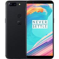 OnePlus 5T 128GB Midnight Black - Mobile Phone