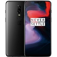 OnePlus 6 256GB Black Matt - Mobile Phone