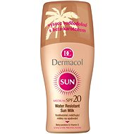 DERMACOL SUN Sun lotion SPF 20 spray (200 ml) - Sun Milk
