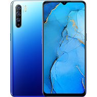 Oppo Reno3 Gradient Blue - Mobile Phone