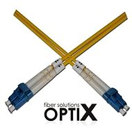 OPTIX LC-LC Optical Patch Cord 09/125 0,5m G.657A - Data cable