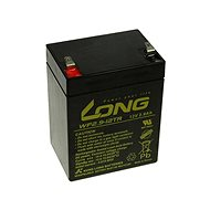 Long 12V 2.9Ah Lead Acid Battery F1 (WP2.9-12TR) - Rechargeable Battery