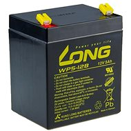Long 12V 5Ah Lead Acid Battery F1 (WP5-12B F1) - Rechargeable Battery