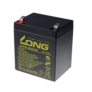 Long 12V 5Ah Lead Acid Battery HighRate F2 (WP5-12SHR F2)