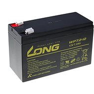 Long 12V 7.2Ah Lead Acid Battery F2 (WP7.2-12 F2)