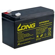 Long 12V 9Ah Sealed Lead Acid Battery High-Rate F2 (WP1236W) - Rechargeable Battery