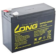 Long 12V 10Ah DeepCycle AGM F2 Lead Acid Battery (WP10-12SE)