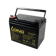 Long 12V 33Ah Lead Acid Battery F4 (U1-33H)