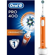 Oral B Pro 400 Orange - Electric Toothbrush