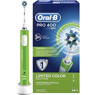 Oral B Pro 400 Green - Electric Toothbrush