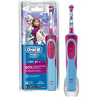 Oral B Vitality Kids D12K Frozen - Electric Toothbrush for Children
