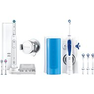 Oral-B Genius 8000 + Oral-B Oxyjet MD20 - Set