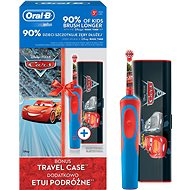 Oral-B Vitality Cars + Travel Case - Electric Toothbrush