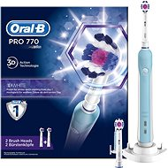 Oral B Pro 770 3D white - Electric Toothbrush
