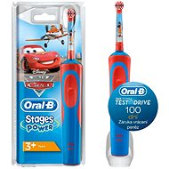 Oral-B Vitality Cars - Electric Toothbrush for Children