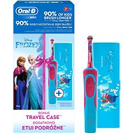 Oral-B Vitality Frozen + Travel Case - Electric Toothbrush