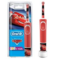 Oral-B Vitality Kids Cars - Electric Toothbrush for Children