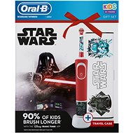 Oral-B Vitality Star Wars + Travel Case - Electric Toothbrush for Children