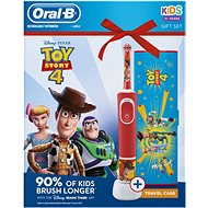 Oral-B Vitality Toy Story + Travel Case - Electric Toothbrush for Children