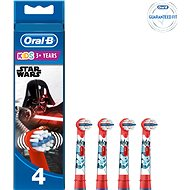 Oral-B Kids StarWars Replacement Toothbrush Heads 4ct - Toothbrush Replacement Head