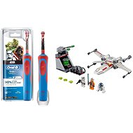 Oral-B Vitality Kids StarWars + LEGO Star Wars 75235 X-Wing Starfighter Trench Run - Set