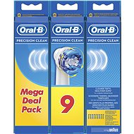 Oral-B Precision Clean 9 Pieces - Replacement Head