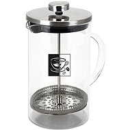 ORION BD Glass/Stainless-steel French Press,  0.35l - French Press