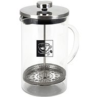 ORION Glass Jug/Stainless-steel French Press, BD, 0.6 l - French Press