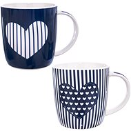 Orion JUST LOVE Porcelain Mug, 390ml, 2pcs - Mug