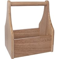 Orion Wooden Stand for Spices and Seasonings - Condiments tray