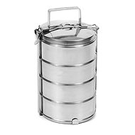 ORION Food Carrier stainless steel 4x 16cm - Snack box