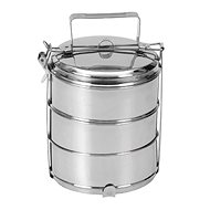 ORION Food Carrier stainless steel 3x 16cm