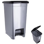 SLIM UH Waste Basket with Pedal, 25l