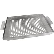 Orion Stainless-steel Perforated Grill Baking Sheet, 38,5x22,5x3cm - Baking Sheet