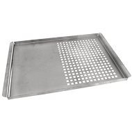 Orion Perforated / Solid  Stainless Steel Grill  40 x 26 x 1,5cm - Baking Sheet
