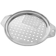 Orion Stainless-steel Gnocchi Strainer + UH Spatula - Tray