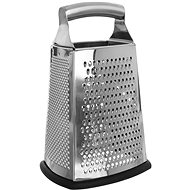 Orion Grater, Stainless steel/Rubber, 4 sides - Grater