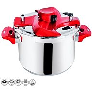ORION Pressure Cooker stainless steel PROFI-GALAXY 5l - Pressure Cooker