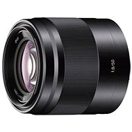 Sony 50mm F1.8 Black - Lens