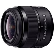 SONY 18–55mm f/3.5–5.6 SAM II - Lens
