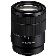 Sony E 18-135mm f/3.5-5.6 OSS - Lens
