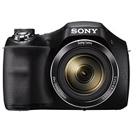 Sony CyberShot DSC-H300 Black - Digital Camera
