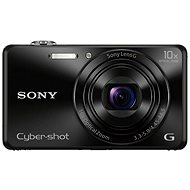Sony CyberShot DSC-WX220 Black - Digital Camera