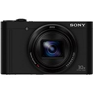 Sony CyberShot DSC-WX500 Black - Digital Camera