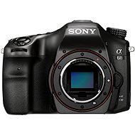 Sony Alpha A68 body - DSLR Camera