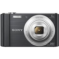 Sony CyberShot DSC-W810B Black - Digital Camera