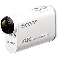 Sony ActionCam FDR-X1000VR + Live-View controller - Outdoor camera