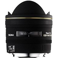 SIGMA 10mm F2.8 EX DC FISHEYE HSM for Canon - Lens